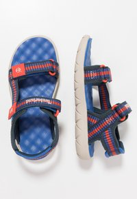 Timberland - PERKINS ROW - Sandaler - bright blue - 0