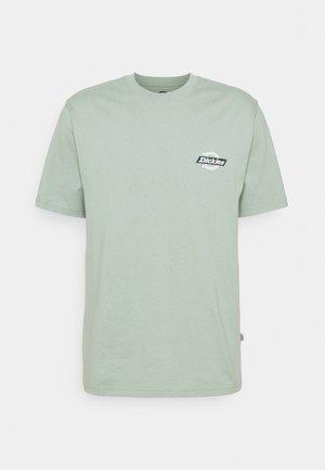 RUSTON TEE - Print T-shirt - jadeite