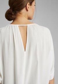Esprit Collection - FASHION - Blouse - off white - 4
