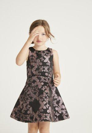 JACQUARD - Cocktail dress / Party dress - black