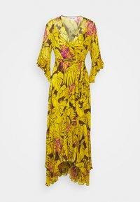 Diane von Furstenberg - JEAN - Maksimekko - yellow - 0