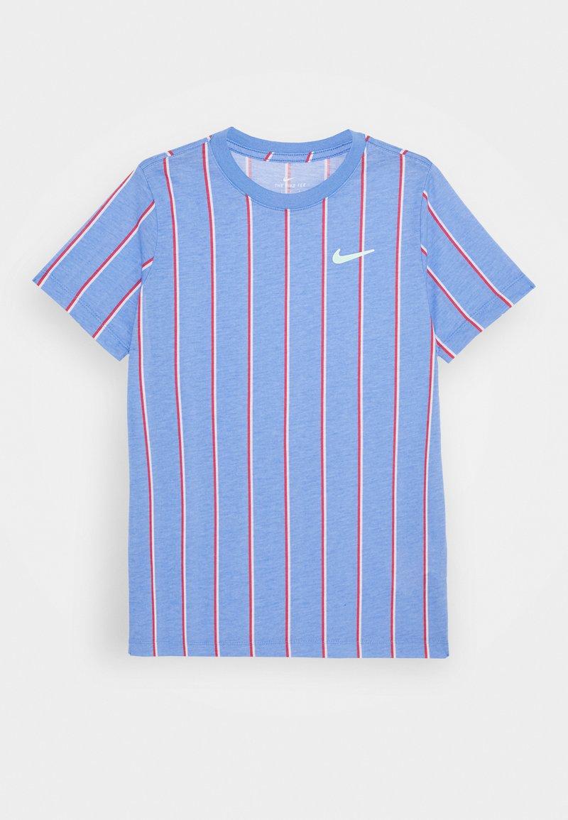 Nike Performance - TEE TEAM - Print T-shirt - royal pulse