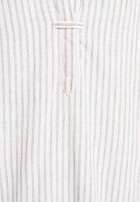 Cream - VENTA DRESS - Day dress - straw - 2