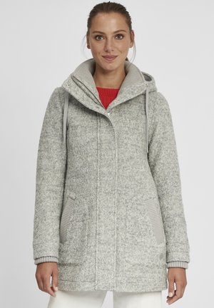 RIEKE - Manteau court - light grey melange