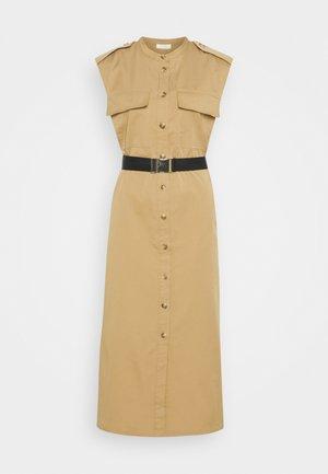 TRINA DRESS - Shirt dress - beige