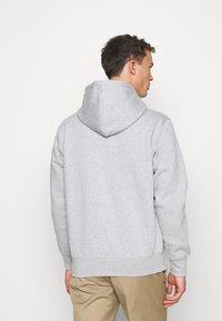 CELIO - SESIX - Hoodie - heather grey - 2
