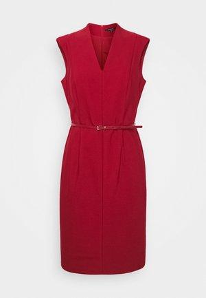 Robe de soirée - deep red