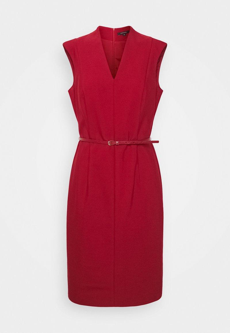 comma Cocktailkleid/festliches Kleid - deep red/rot YNvulX