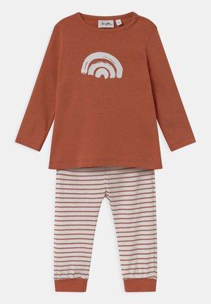 UNISEX - Pyjama set - terra