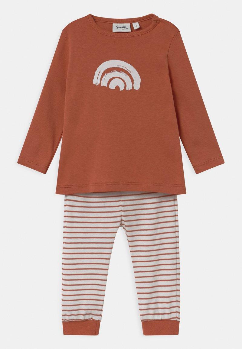 Sanetta - UNISEX - Pyjama set - terra