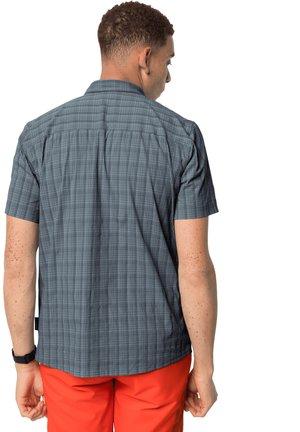 Shirt - storm grey checks