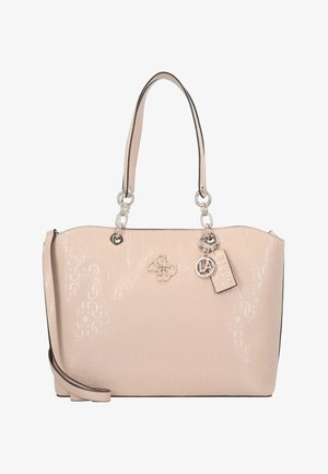 CHIC SHINE - Handtasche - blush