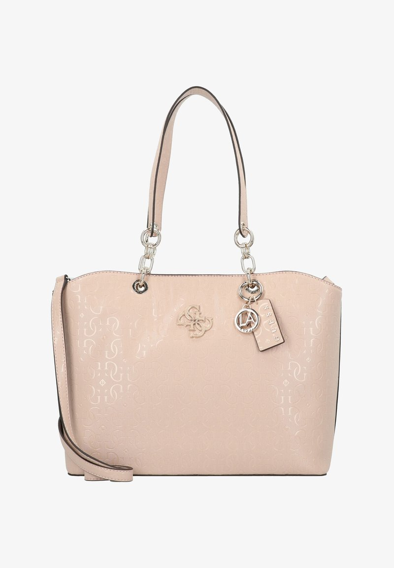 Guess - CHIC SHINE - Handbag - blush