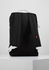 Levi's® - PACK SLIM MINI BATWING - Rucksack - regular black - 2