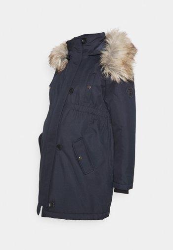 OLMIRIS WINTER  - Zimní kabát - dark blue
