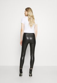 Guess - PRISCILLA - Leggings - jet black - 2