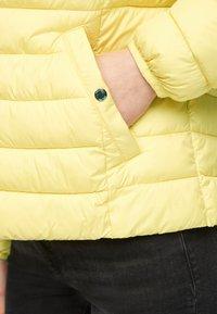s.Oliver - Down jacket - gelb - 4