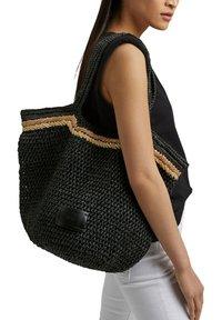 Esprit - RILEY  - Tote bag - black - 0