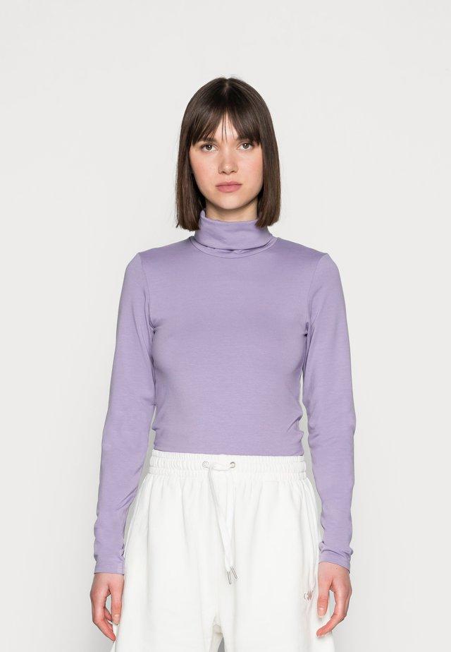 TANNER   - Pitkähihainen paita - soft lavender
