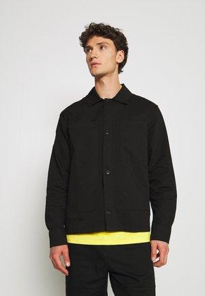 ROLAND - Summer jacket - black