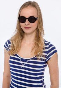 G-Star - FAT WILTON - Sunglasses - havana - 0