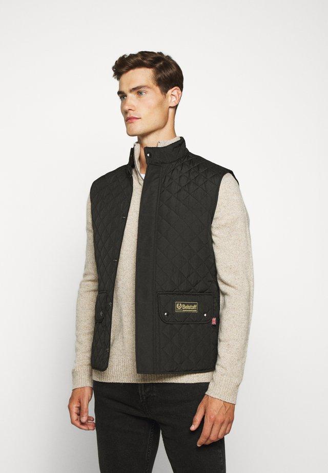 WAISTCOAT - Vest - black