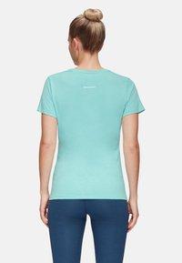 Mammut - SEILE - T-shirt con stampa - dark frosty prt3 - 1