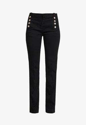 PARADE - Bootcut jeans - noir