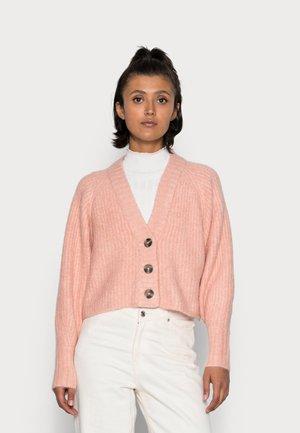 KAYLA CARDIGAN - Vest - dusty pink