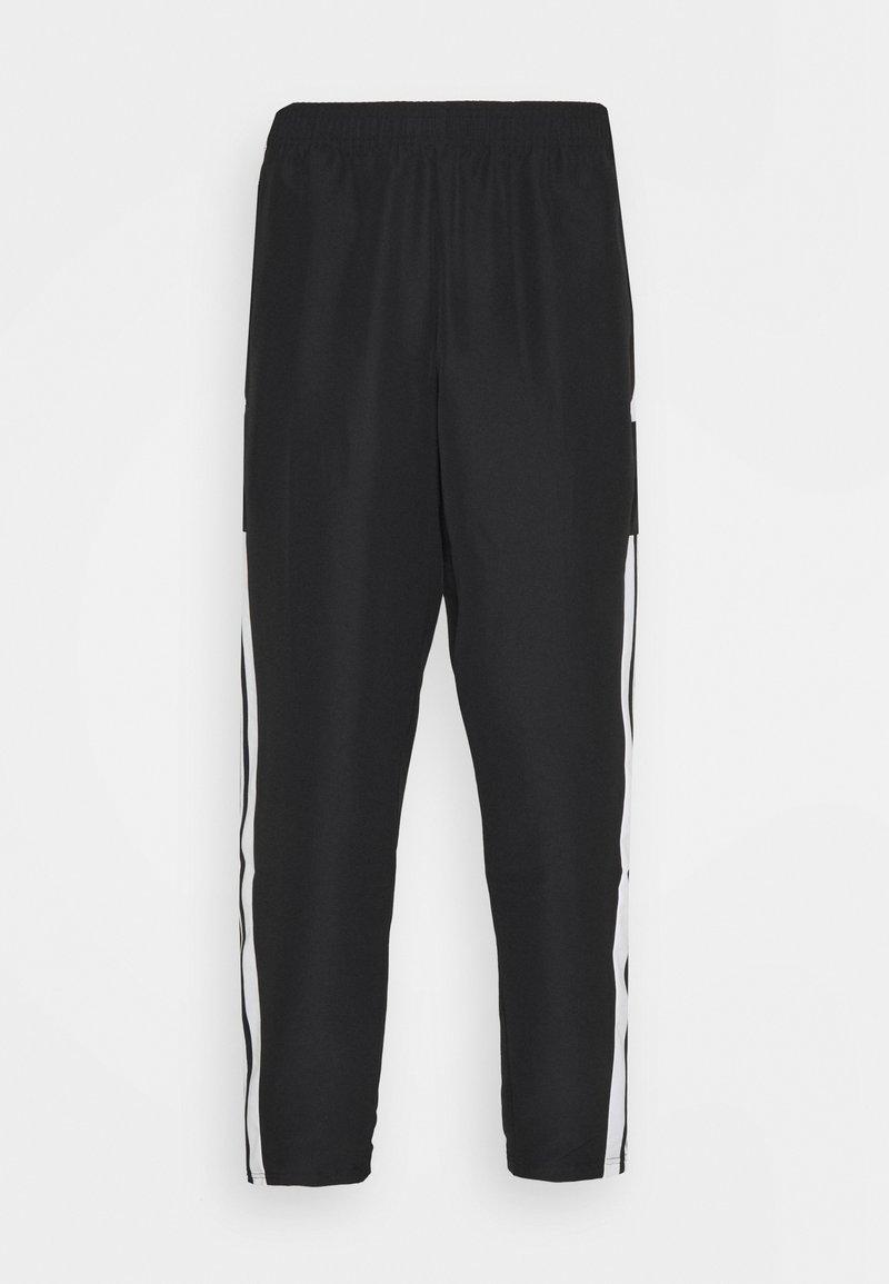 adidas Performance - SQUAD - Pantaloni sportivi - black/white