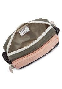 Kipling - Across body bag - valley pink bl - 3