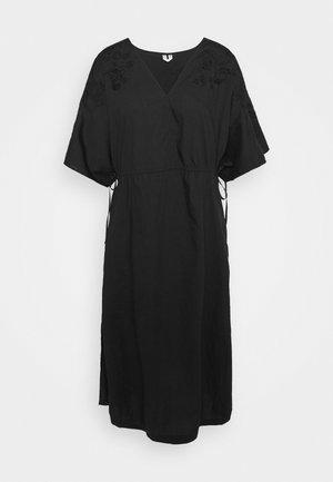 Day dress - black dark