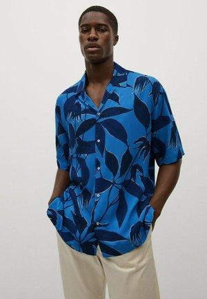 Skjorta - blau