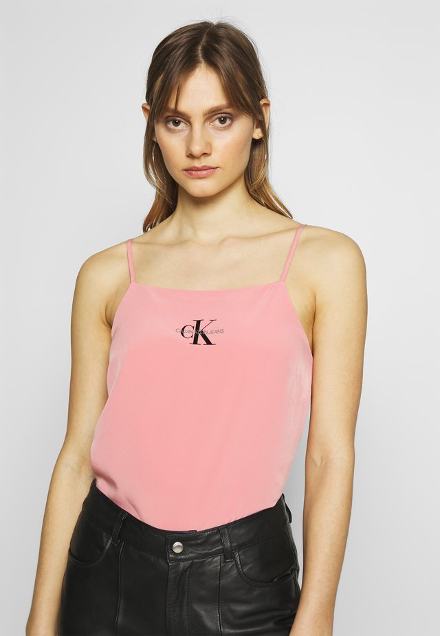 CAMISOLE - Top - brandied apricot