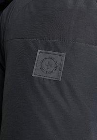 Jack & Jones - JCONOAH SHORT PUFFER - Zimní bunda - black - 3