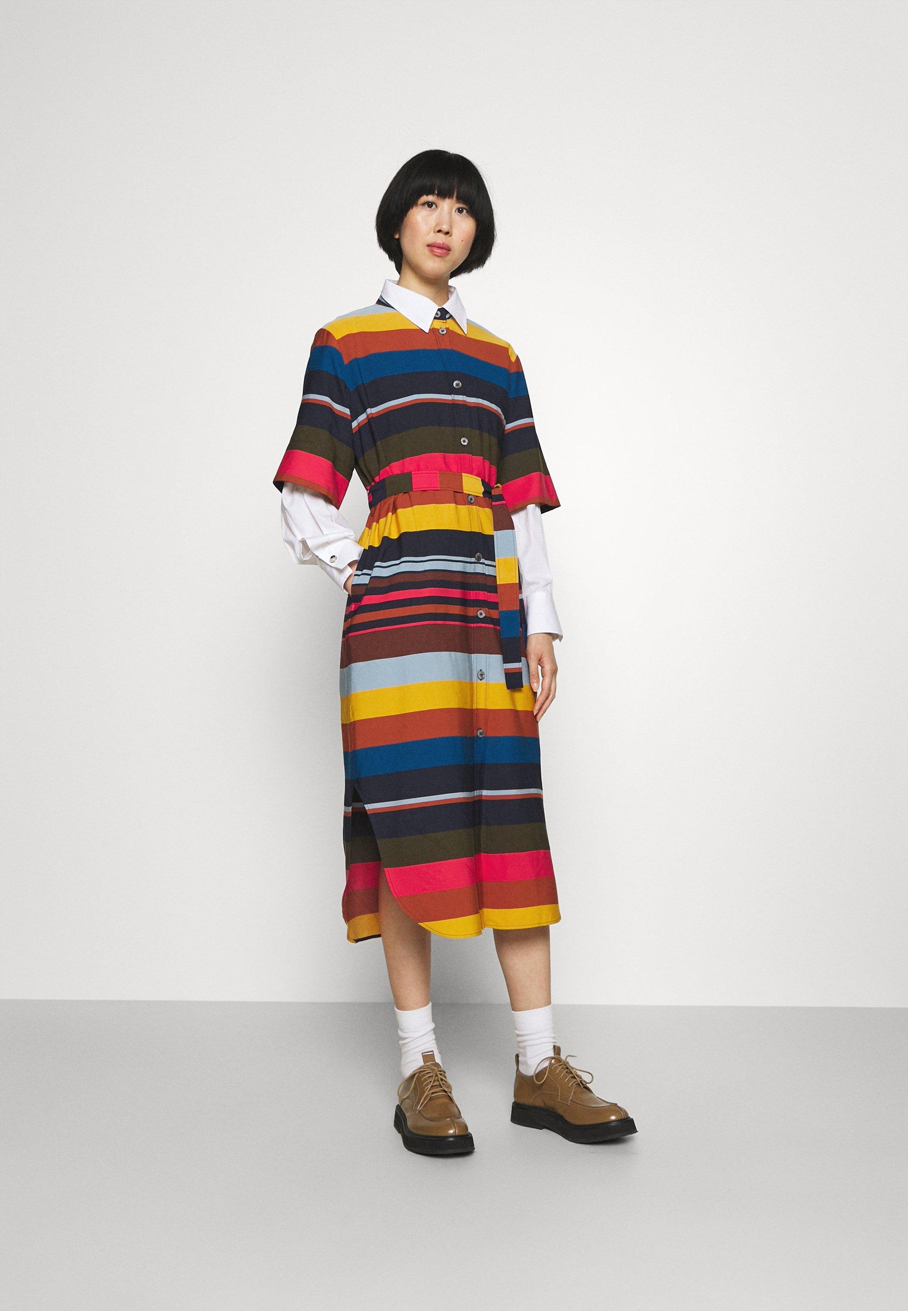 Damen DRESS - Blusenkleid
