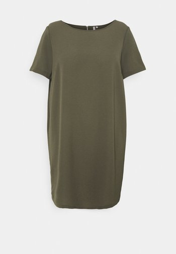 CARLUXMILA DRESS SOLID