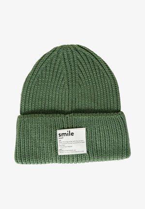 RIPP OPTIK - Beanie - grün