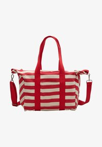 s.Oliver - Tote bag - red stripes - 3