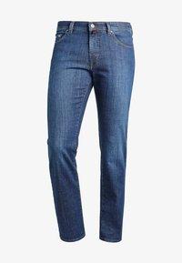 Pierre Cardin - DEAUVILLE REGULAR FIT - Straight leg jeans - darkblue - 5