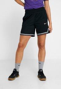 Nike Performance - ELITE SHORT - Sports shorts - black/white - 0