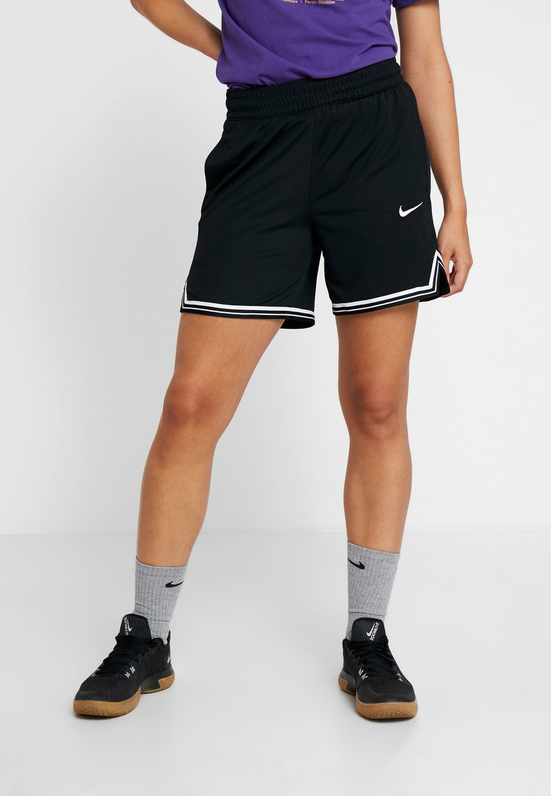Nike Performance - ELITE SHORT - Sports shorts - black/white