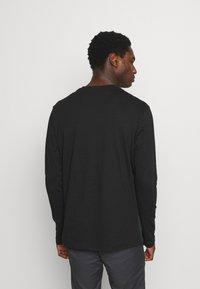 Pier One - Långärmad tröja - black - 2
