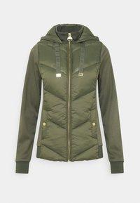 Barbour International - Light jacket - vine - 6