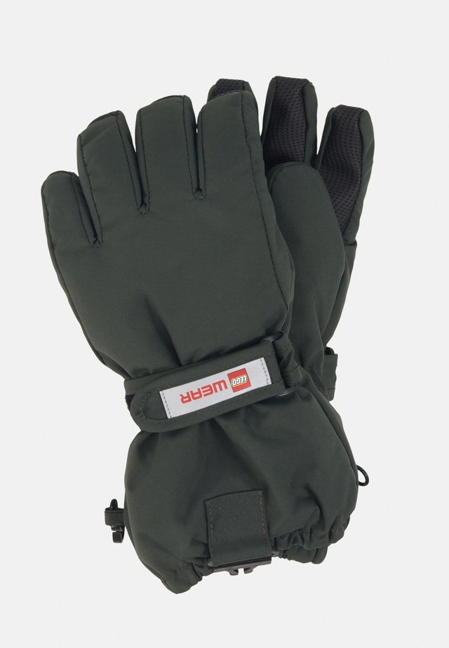 ATLIN GLOVES UNISEX - Guanti - dark green