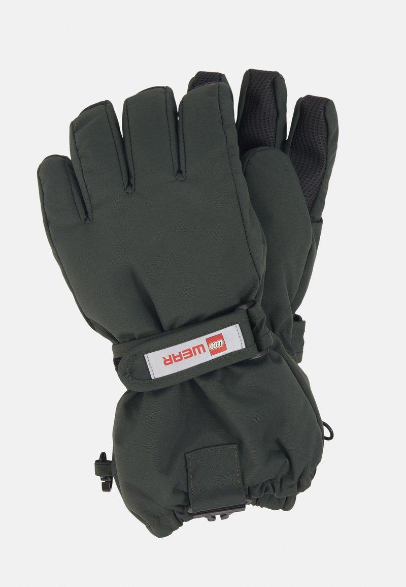 LEGO Wear - ATLIN  - Gloves - dark green