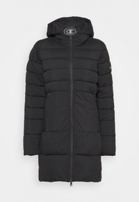 Champion - HOODED JACKET LEGACY - Zimní kabát - black - 3