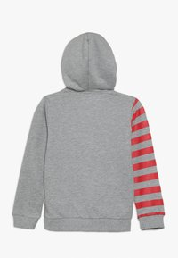 Guess - TODDLER HOODED ACTIVE ZIP - Zip-up hoodie - light heather grey - 1