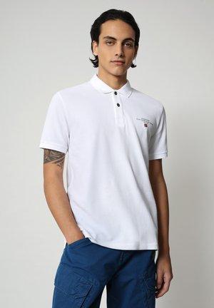 ELBAS - Polo shirt - bright white