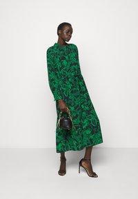 Marc Cain - Shirt dress - green - 1